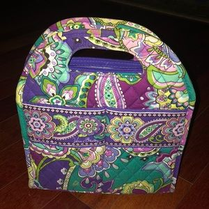 Vera Bradley lunch bag. Great condition.